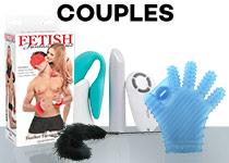 Juegos y juguetes para parejas